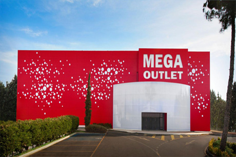 19474e7225 Mega Outlet Store - Thessaloniki